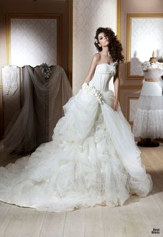 Maria Karin Haute Couture 2013 » BestDress - cайт о платьях!