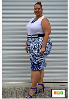 Fashion Blogger Farrah Estrella of the Estrella Fashion Report