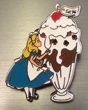 Disney Pin Trader's Delight Soda Fountain DSF GSF PTD Alice Wonderland AIW