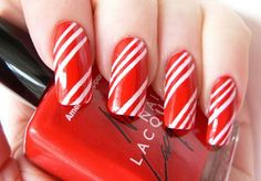 Nails are the indifferent substance of attractiveness especially during the time of festival. Use the Christmas nail art designs for make them pretty.
