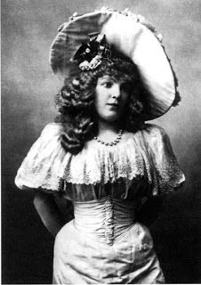 """""""The most difficult thing for moral guardians to control was the physicality of certain performers, the most notorious being Marie Lloyd, who used gestures, winks, and knowing smiles to lend suggestiveness to the most """"innocent"""" of songs."""""""