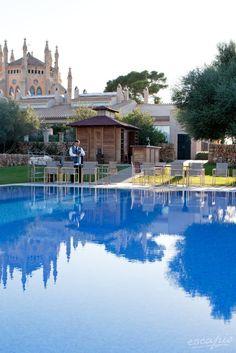 Fliiterwochen oder Destination Wedding: im Hilton Sa Torre Mallorca garantiert richtig schön. Llucmajor, Spanien