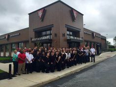 We are now open in Lancaster, PA! Come on in for a pizookie!