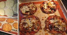 The Best Crispy Cauliflower Pizza Crust Recipe You've Ever Tasted <3 via @eatlocalgrown