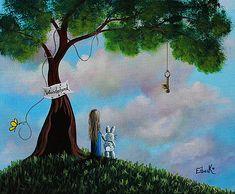 Alice In Wonderland by Shawna Erback