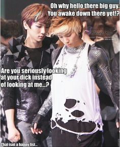 Key is so angry in this picture