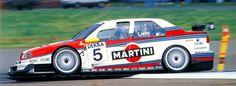 DTM Martini Alfa Romeo Alfa Romeo 155 2.5 V6-Nicola Larini