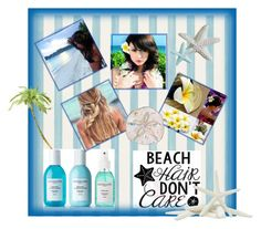 """Beach Hair Don't Care"" by barebear1965 ❤ liked on Polyvore featuring beauty, Christian Lacroix and Sachajuan"