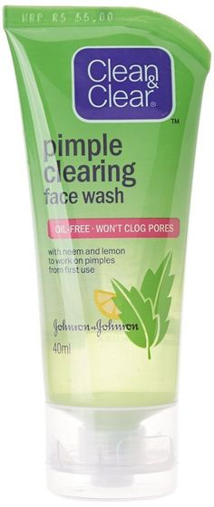 Best Face Wash, Acne Face Wash, How To Clear Pimples, Coconut Oil For Acne, Home Remedies For Acne, Body Hacks, How To Get Rid Of Acne, Face Skin Care, Skin Care Treatments