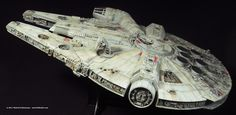 Completed » Millennium Falcon [Fine Molds 1/72 Scale] | FichtenFoo