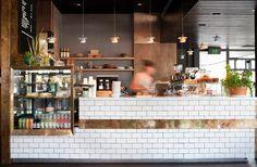 Kaper Design; Restaurant & Hospitality Design Inspiration: Top Paddock Cafe                                                                                                                                                                                 もっと見る