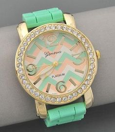 Watches, this would go perfect with the shoes and stethoscope I want when I graduate!!