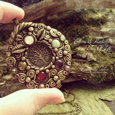 polymer clay enchanted jewelry - Google keresés