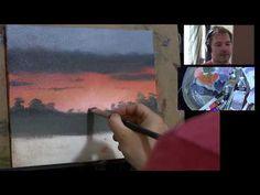 YouTube Jason Bowen, Pastel, Videos, Sunrise, Polaroid Film, Facebook, Drawings, Youtube, Painting