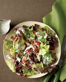 Chicken and Grape Salad Supermarket rotisserie chicken comes together with sweet grapes and savory bacon in a fast, fresh dinner. This dish uses just half of a rotisserie chicken. Shred or slice the leftover meat and use in a sandwich, quesadilla, or pasta dish for another quick meal.