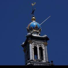 De kroon van de Westertoren. Dream City, Towers, Amsterdam, Cities, Tours, Tower, City