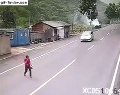 This has to be the closest of close calls!