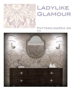 Sherwin Williams Easy Change removable wall paper