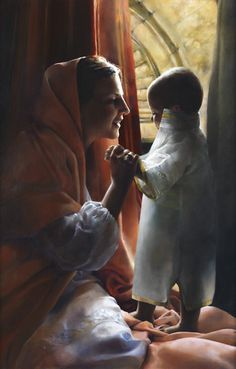 For This Child I Prayed (Hannah  Samuel) by Elspeth C. Young - Copyright: All Rights Reserved - 2008