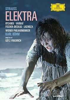 Image result for elektra strauss Popular Movies, Latest Movies, Movies 2019, Hd Movies, Elektra Opera, Wiener Philharmoniker, Vienna Philharmonic, Richard Strauss, Movies Now Playing
