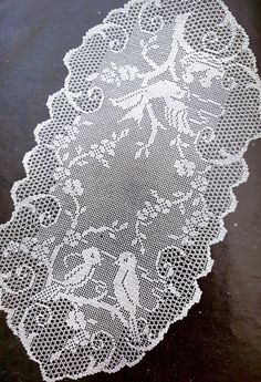 Crochet Books, Crochet Home, Crochet Doilies, Bargello Needlepoint, Filet Crochet Charts, Fillet Crochet, Crochet Patterns, Lace, Freeform Crochet