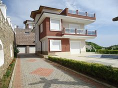 Villa Kyrgydzhak -  #House for Sale in Alanya, Antalya, Turkey - #Alanya, #Antalya, #Turkey. More Properties on www.mondinion.com.