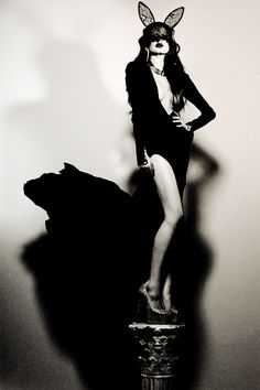 #Porcelain Black #Alaina Beaton