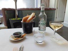 Provençal Champagne Cocktail @ Restaurant Cigalon