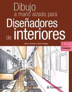 Aula de dibujo profesional - Dibujo a mano alzada para diseñadores de interiores