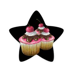 >>>This Deals          	Pink Icing on Cupcakes: Cherry On Top: Art Stickers           	Pink Icing on Cupcakes: Cherry On Top: Art Stickers in each seller & make purchase online for cheap. Choose the best price and best promotion as you thing Secure Checkout you can trust Buy bestReview         ...Cleck Hot Deals >>> http://www.zazzle.com/pink_icing_on_cupcakes_cherry_on_top_art_sticker-217290104793946882?rf=238627982471231924&zbar=1&tc=terrest