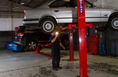 AutoPro service centre provides authorised WOF inspection in Auckland. Their experienced and qualified staff delivers a high standard warrant of fitness (WOF) inspection and repairs by using a rolling road brake tester and 4 hoists.