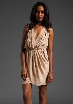 ShopStyle: Amanda UprichardCrystal Dress