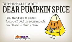 15 Birthday Gift Ideas for Preschoolers of 2016 Candy Corn, Haiku, Pumpkin Spice, Birthday Gifts, Preschool, Poetry, Humor, Birthday Presents, Birthday Favors