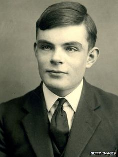 Alan Turing, British mathematician (1912-1954),  altered the course of the 20th C.  His 1936 paper laid the foundation of computer science, providing the first formal concept of a computer algorithm. In WWII he designed the machines that cracked German military codes. In the late 1940's he turned his attention to artificial intelligence and proposed a challenge, now called the Turing test, still important today. His contribution to mathematical biology was no less profound.