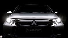 2016 #Mitsubishi #Pajero #Sport teaser video reveals more details – IAB Report -