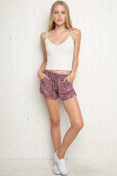 Brandy ♥ Melville | Eve Shorts - Just In
