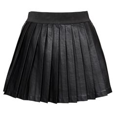 Alice In The Eve Roman Pleat Skirt ❤ liked on Polyvore