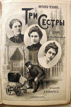 'Three sisters' by Anton Chekhov