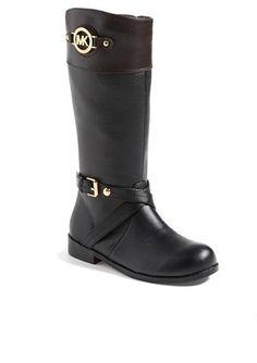 MICHAEL Michael Kors 'Emma - Giada' Tall Boot (Little Kid & Big Kid) on shopstyle.com