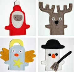 Un bricolage facile à faire avec les enfants - Grandir avec Nathan December Holidays, Childrens Christmas, Crafts To Do, Projects To Try, Lily, Xmas, Kids Rugs, Activities, Puppets