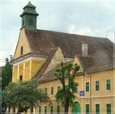 biserica terezian sibiu - Căutare Google Mansions, House Styles, Building, Google, Home Decor, Decoration Home, Room Decor, Villas, Buildings