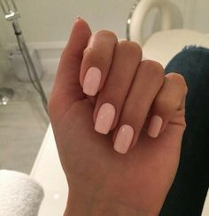 Cute Acrylic Nails 790522540820301642 - Vernis à ongles rose Source by larevuedekathleen Aycrlic Nails, Nail Manicure, Nude Nails, Hair And Nails, Glitter Nails, Pink Gel Nails, Manicure Quotes, S And S Nails, Work Nails