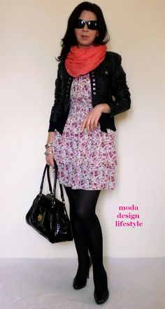 "MODA      DESIGN      LIFESTYLE: ROCK ""N ROSE"