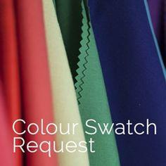 Colour Swatch Request