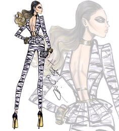 Wildlife Safari by Hayden Williams: Look 3