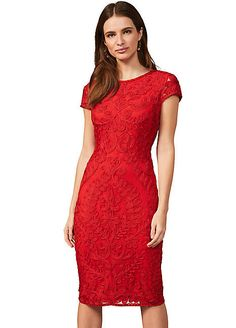 Phase Eight Cat Tapework Dress Phase Eight Dresses, Cat Dresses, Occasion Wear, Cut And Style, Color Pop, Lace Dress, Party Dress, Fashion Dresses, Short Sleeve Dresses
