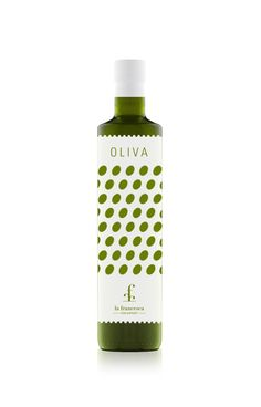 La Francesca #olive #oil #packaging
