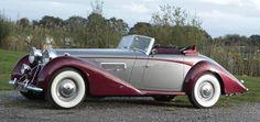 1949 Drophead Coupé (chassis B122DA)