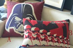Star Wars 6 Style coussins/couverture oreiller par jinpillow