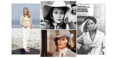 Happy birthday to American film legend, Faye Dunaway! From her most famous role as the fiery lady gangster in Bonnie and Clyde to that of the ex-model recalling her glory days in Puzzle of a Downfall Child, to her Oscar-winning role as the workaholic, authoritarian producer in Network, Faye Dunaway is known for cult roles in timeless films. We break down her emblematic characters and the looks that came with them, that will continue to inspire us for many years to come.